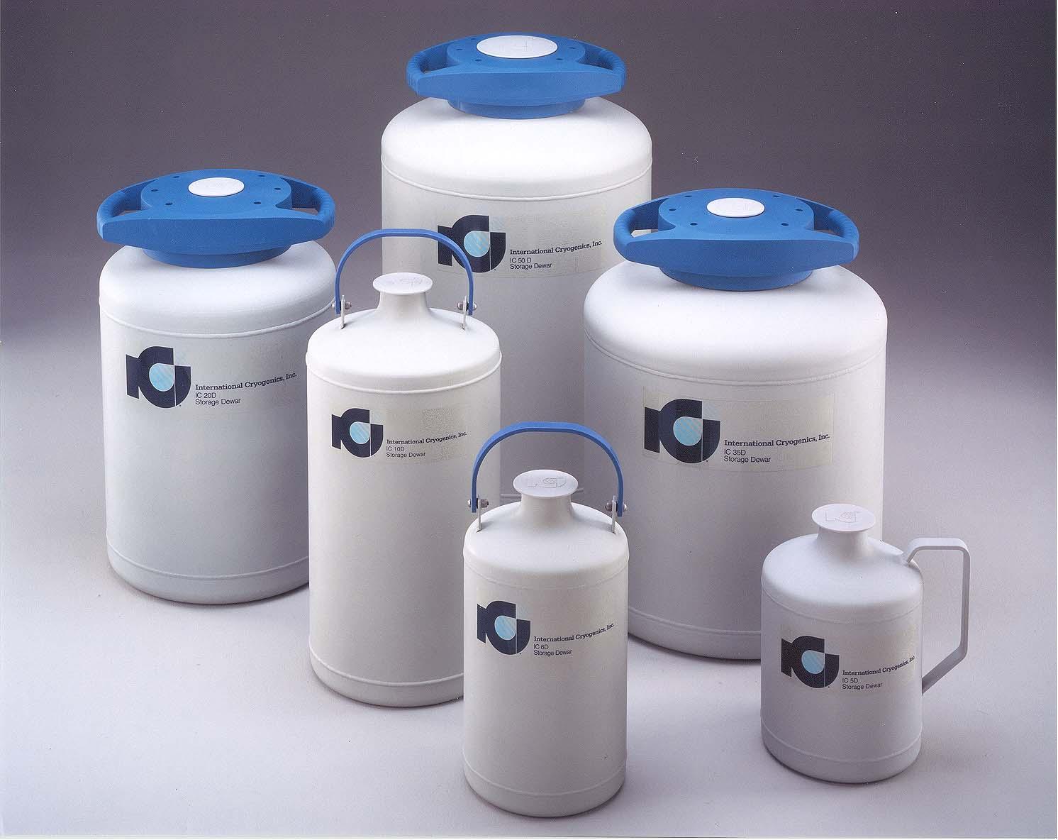 液体窒素運搬・貯蔵容器(Dシリ...